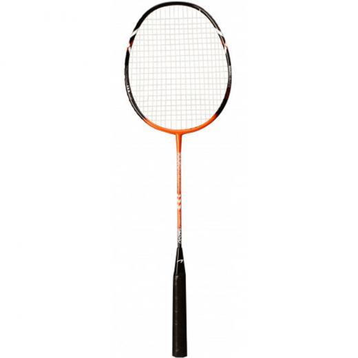 Avento_badminton_racket_orange_black